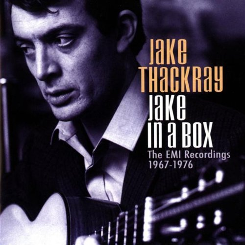 Jake in a Box CD Cover