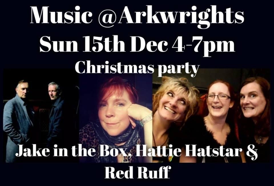 Music at Arkwrights Bar